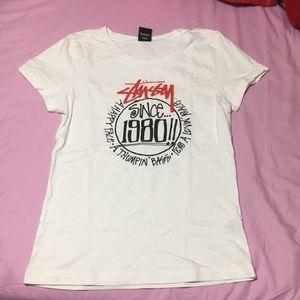 Stussy women's t shirt